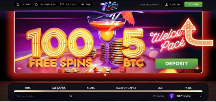 7bitcasino free spins
