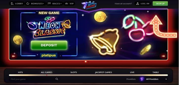 Casino 7 bits