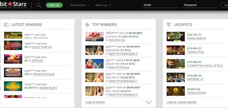 winners bitstarz